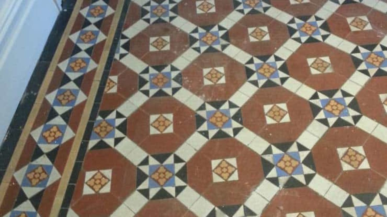 Restoring A Tiled Floor Ultimate Guide 8 Easy To Follow Steps